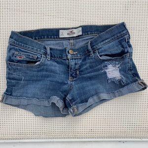 Hollister Jean Shorts Size 5 Size 27